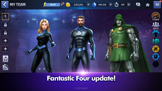 Game MARVEL Future Fight APK for Windows Phone