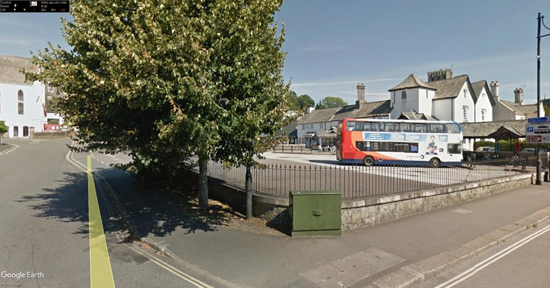 tavistock bus station