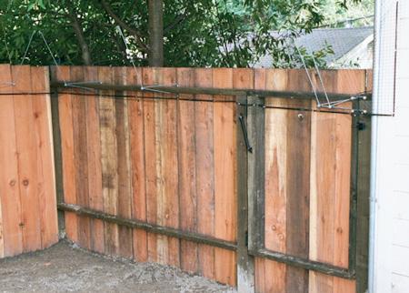 Indoor Cat Fence Gallery