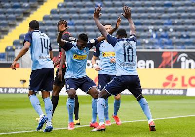 🎥 Victoire facile pour le Borussia Mönchengladbach qui remonte sur le podium !
