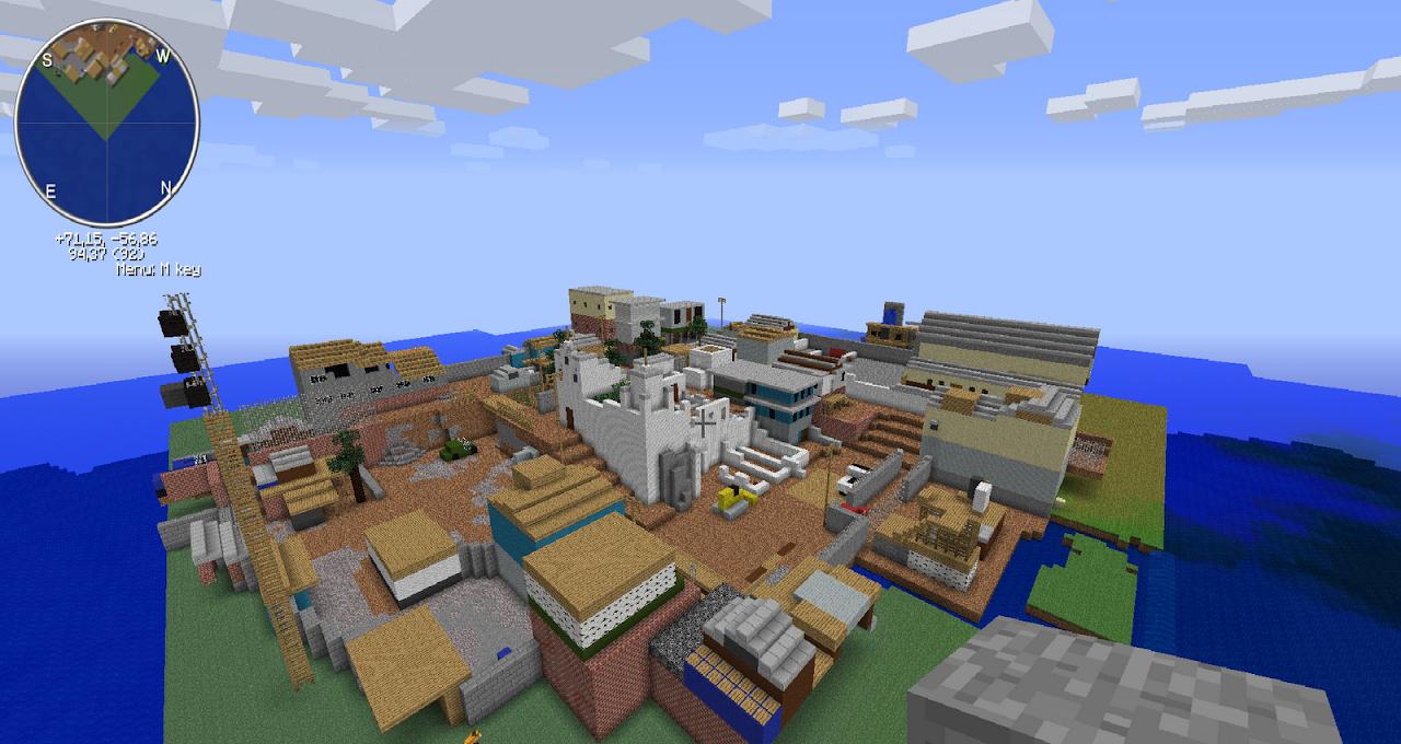 how to add minecraft maps
