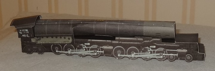 1941 Big Boy Classe 4000 – UP
