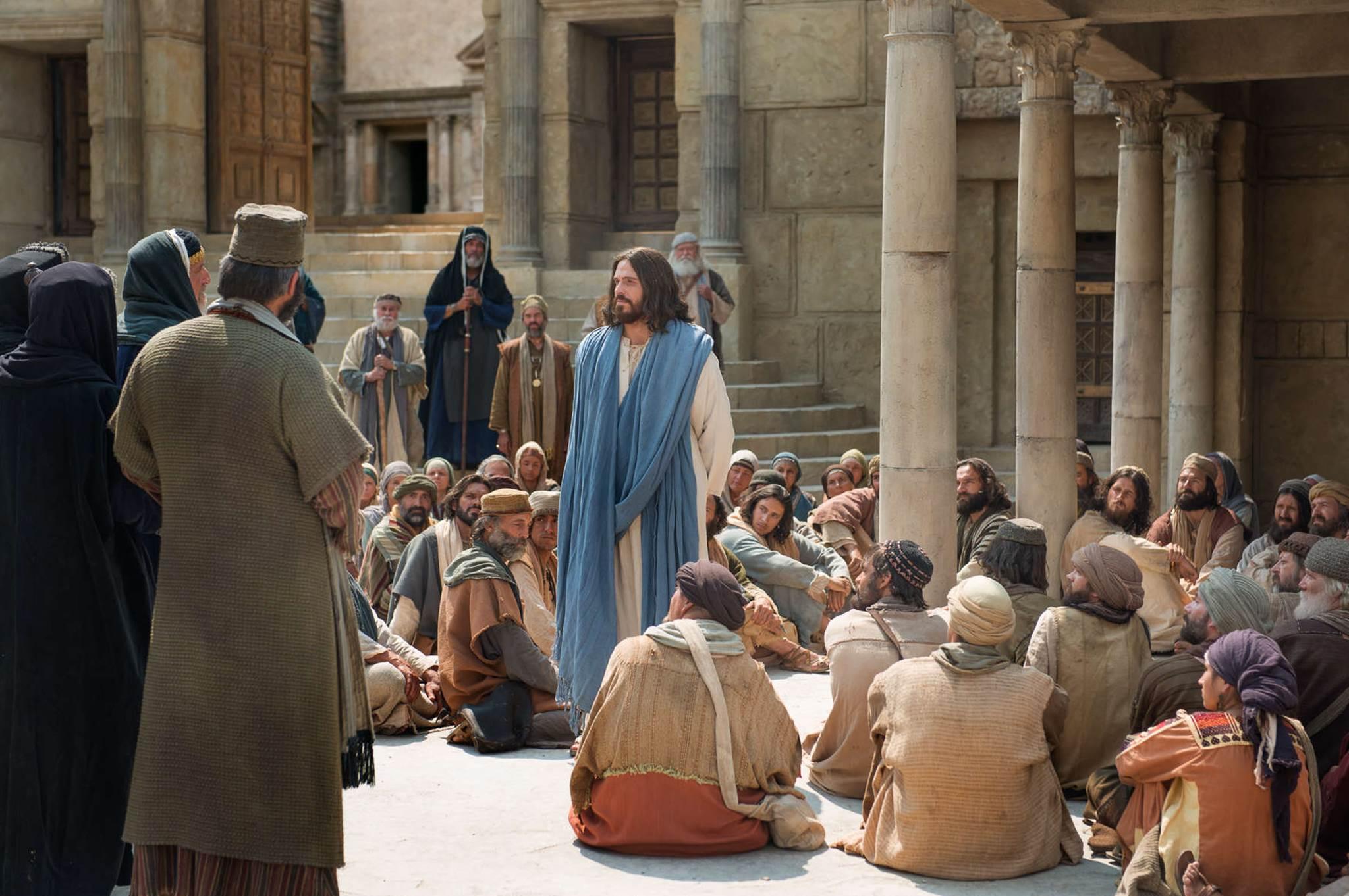 Ông này là Đấng Kitô (21.3.2021 – Thứ Bảy Tuần 4 Mùa Chay)