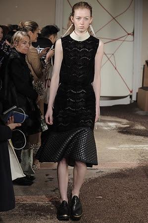 danielle romeril london fashion week