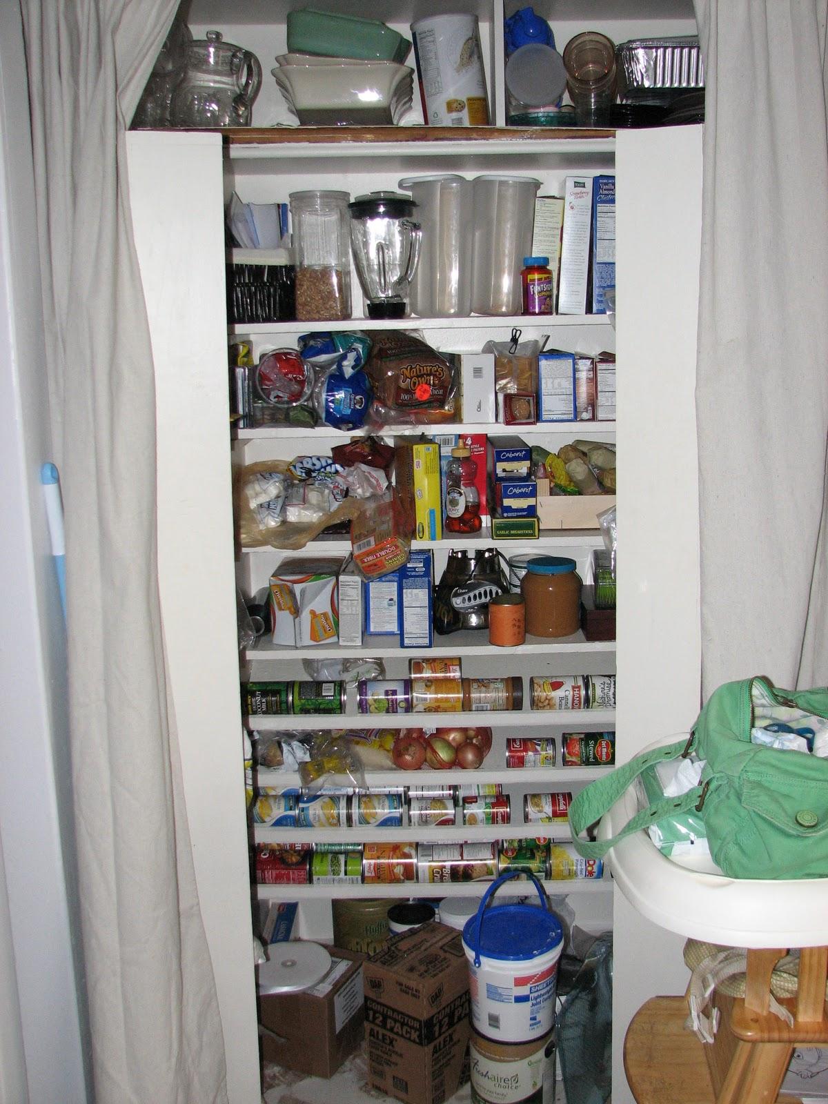 Our Kitchen Pantry Demo Amp Redo Part 1 Lauren Liess