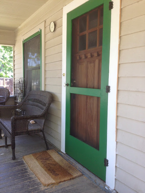 High Quality New Old Style Screen Door