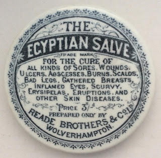 Egyptian Salves