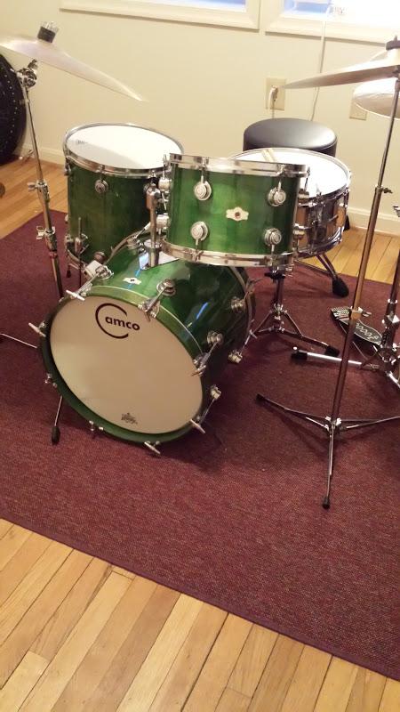 Camco La Era Kit Drummerworld Forum