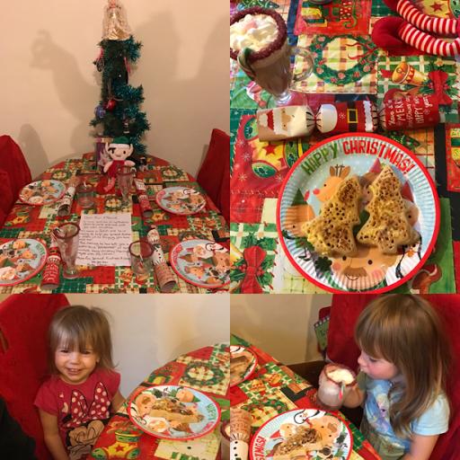 Kindness Elf North Pole Breakfast