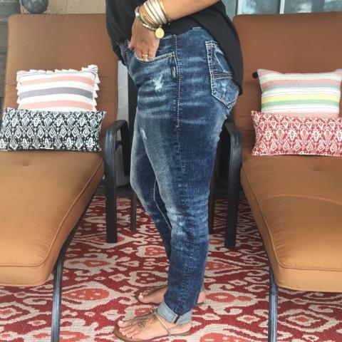 Dliteful Trends: Silver Jeans Girlfriend jeans
