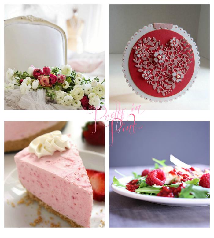 Pretty in Pink via honework