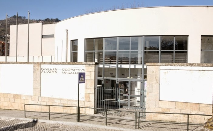 Pavilhão Desportivo Álvaro Magalhães
