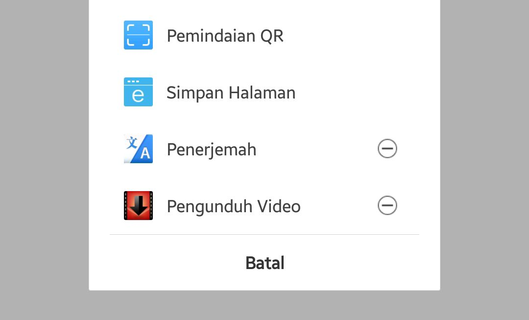 Cara Download IDM UC Browser Android
