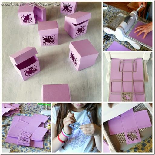 Estremamente Party Favor Box using Big Shot Plus Starter Kit | Daily  OM68
