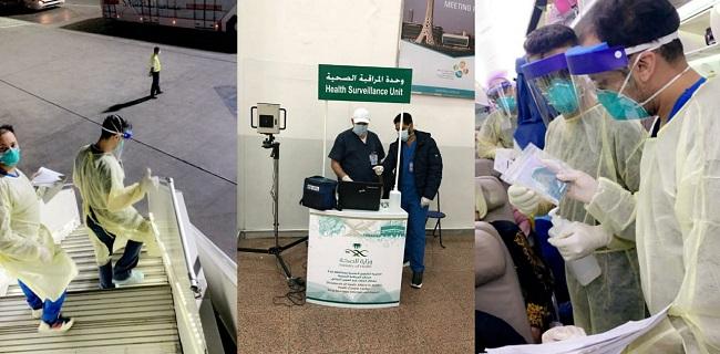 Arab Saudi Tangguhkan Akses Masuk Umrah Dari Negara Berisiko Corona, Termasuk Indonesia