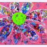 Arty Party Flower Power.JPG