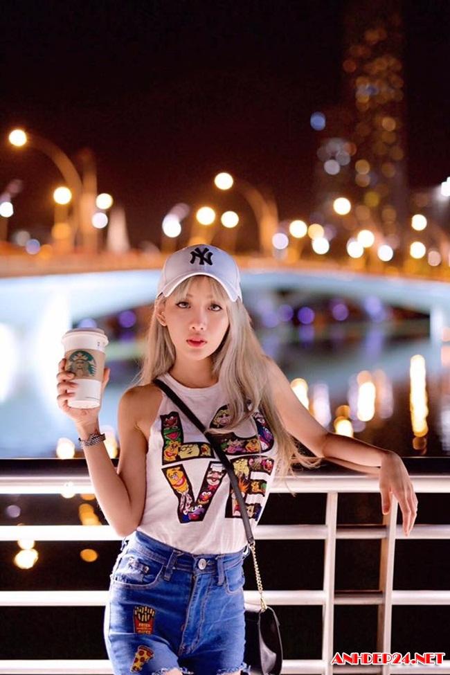 Hot girl Lookgade Chadaporn