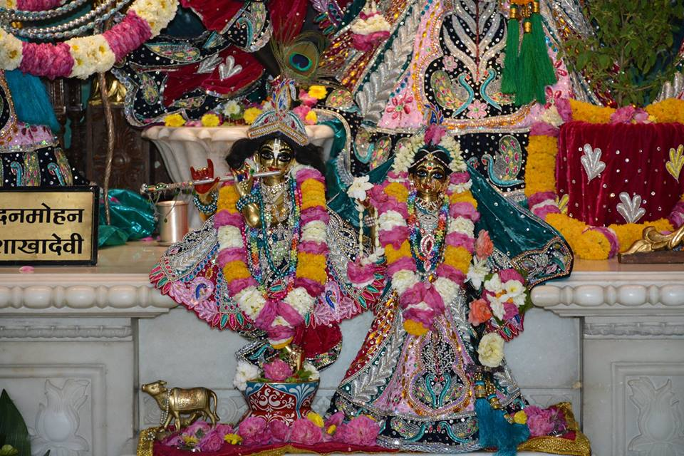 ISKCON Ujjain Deity Darshan 3 April 2016  (10)