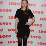 OIC - ENTSIMAGES.COM - Holli Dempsey  at the LOCO Superbob UK film Premiere Q and A at BFI London 24th January 2015 Photo Mobis Photos/OIC 0203 174 1069