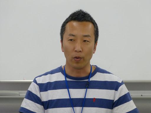 前田隆行新事務局長