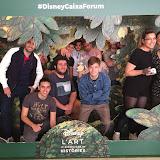 2018-05-09 2MIP visita una exposició sobre el Disseny a Disney al Caixa Fòrum de BCN