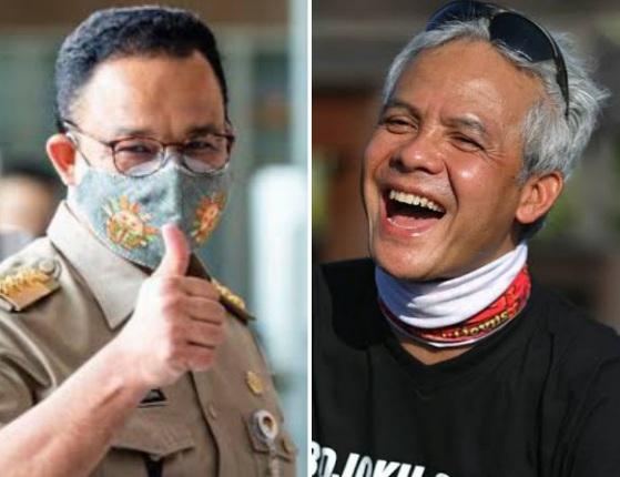 Pilpres 2024, Anies Lawan Ganjar? DS: Seru nih, Mirip Prabowo vs Jokowi
