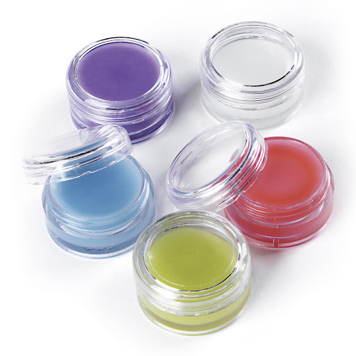 Flavoured Lip Balm Jars to Print