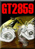 Garrett, GT28, GT2859R, Turbocharger