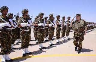 Exercice combiné à la 3e Région militaire: Gaïd Salah salue le «haut niveau» d'exécution