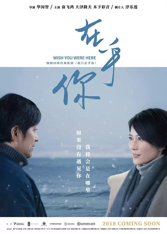 Wish You Were Here Hong Kong / Japan Movie