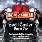 Logo of Bombshell Spell Caster Black Ale