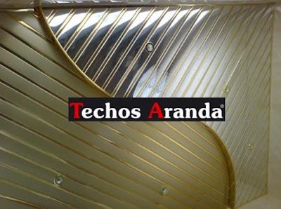 Foto de techos cocinas Madrid