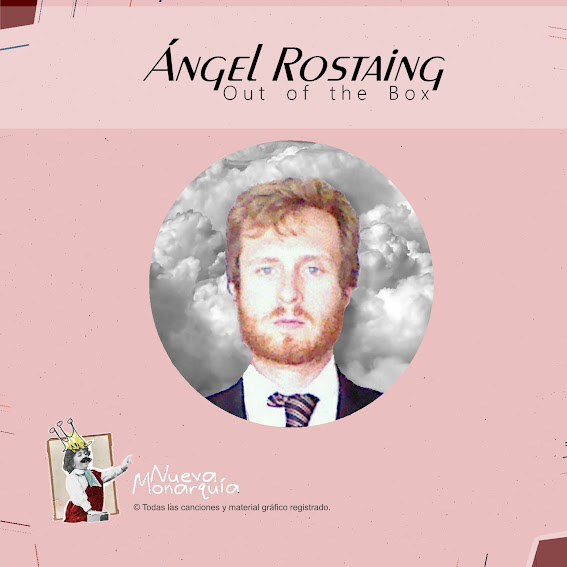 Ángel Rostaing - Out Of The Box