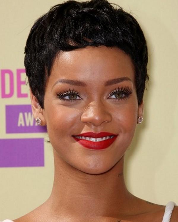 Short Hairstyles For Black Women's 2018-2019 4