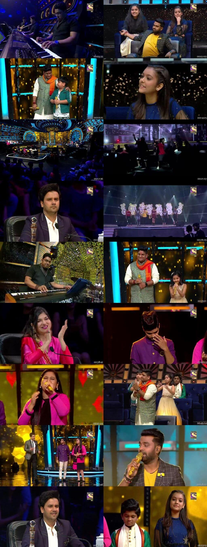 Screenshots Of Hindi Show Superstar Singer 5th October 2019 Episode 29 300MB 480P HD