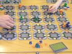 Space Maze, spel in actie