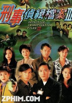 Hồ Sơ Trinh Sát 3 - Detective Investigation Files III (1997) Poster