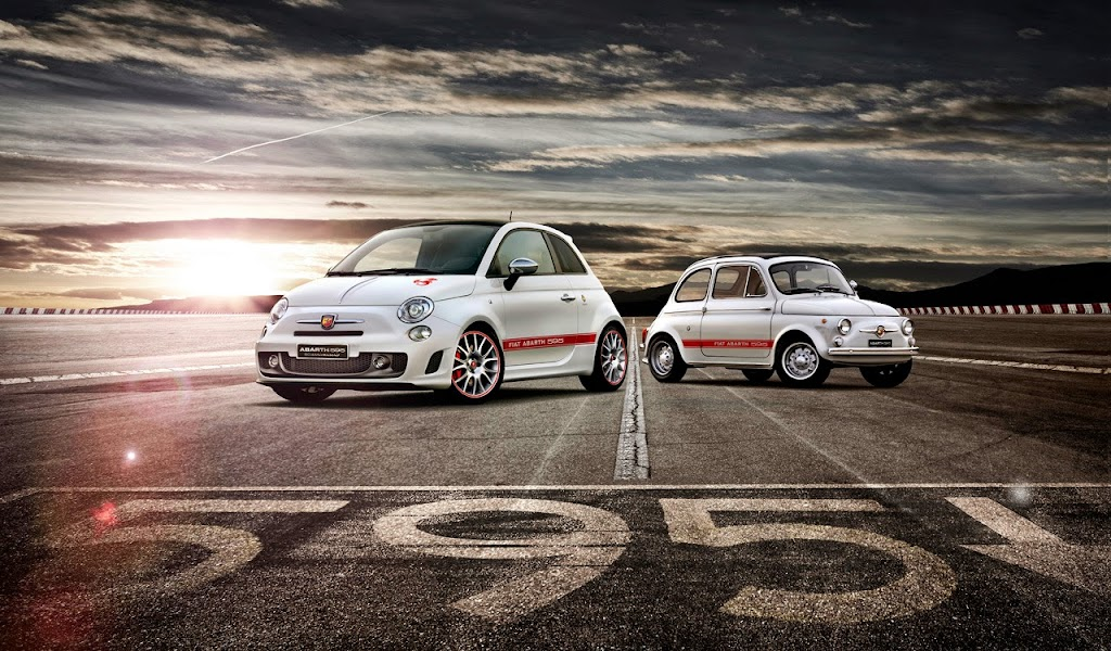 Fiat Abarth 595 50th Anniversary Edition 3