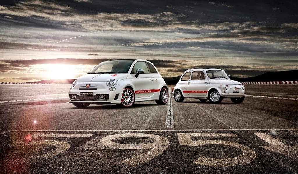 Fiat Abarth 595 50th Anniversary Edition 3