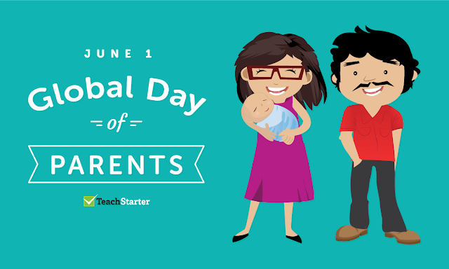 Global Day of Parents - June  01