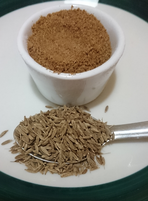 How to make cumin jeera powder at home