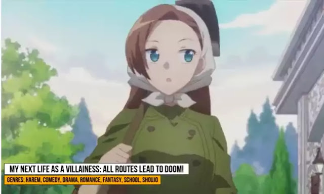 My Next Life as a Villainess: All Routes Lead to Doom! (Second Season)