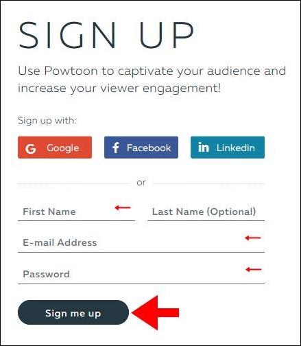 Abrir mi cuenta Powtoon - 595