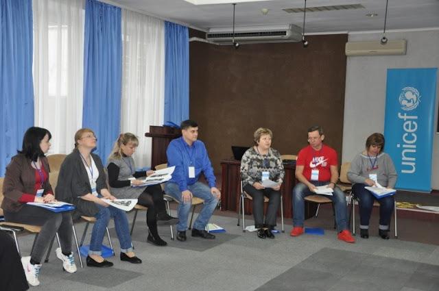 13.12 - Тренінг для тренерів «Життєві навички для активного громадянства»