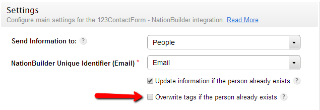 123FormBuilder NationBuilder Integration