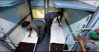 Indian Railways New Coaches