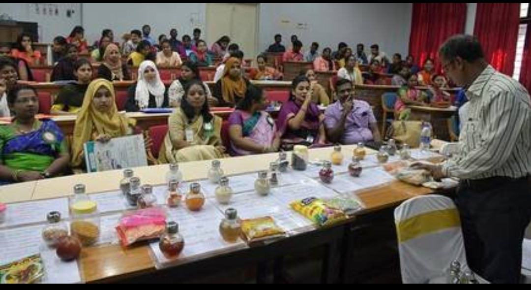 A workshop on Food Safety - CMC