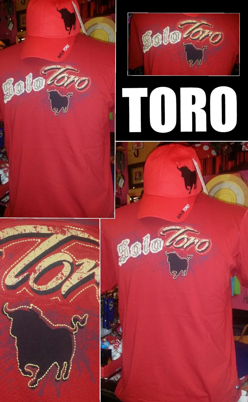 594f1e6ae CAMISETAS SOLO TORO