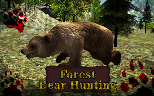 Forest Bear Hunting- screenshot thumbnail