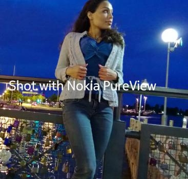 So Here It Is The Nokia Lumia 920 — TV Ad